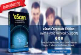 EScan Anti virus 11