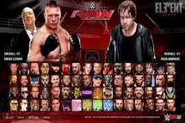 WWE 2K16 RELOADED