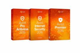 Avast Pro Antivirus Internet Security Premier