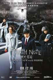 Death Note: Light Up The New