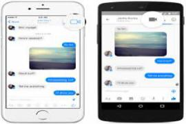 Messenger Facebook Messenger