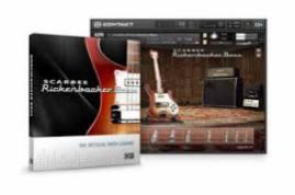 Native Instruments Kontakt Scarbee Rickenbacker Bass