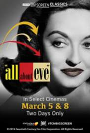 Tcm: All About Eve 2017