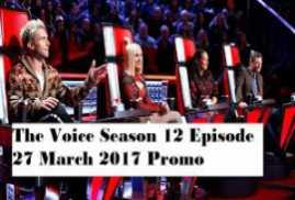 The Voice S12E18