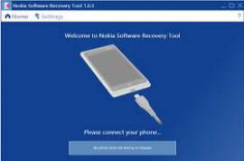 Nokia Software Recovery Tool 6